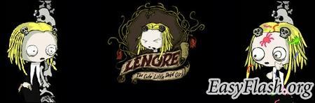 Скачать сборник мультфильмов про мертвую девочку Lenore на русском