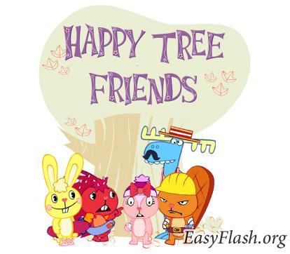 Скачать Сборники Мультфильмов Happy tree friends
