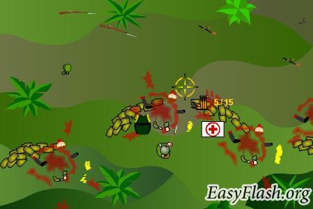 Endless war 1, 2, 3 - Бесконечные войны!