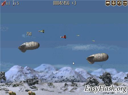 DogFight 2 - захватывающие воздушные сражения!