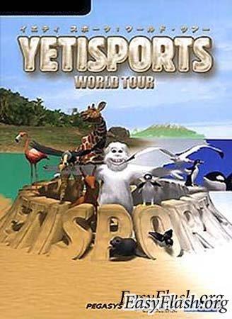 Yeti Sports 5 - побей свой рекорд!