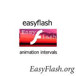 Обучение к программе: Selteco Alligator Flash Designer. Урок 8: Создание анимированного интервала между двумя анимированными объектами.