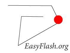 Обучение к программе: Selteco Alligator Flash Designer. Урок 3: Движение объектов по заданной траектории
