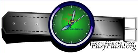 Часы на Actionscript  2.0