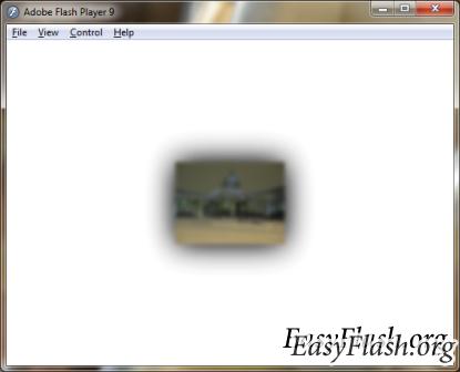 Работа со стандартными фильтрами Glow & Blur