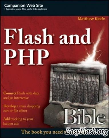 Flash and PHP Bible