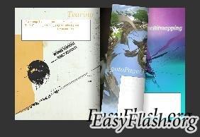 Листаем книгу - Эффект переворачивающейся страницы во flash