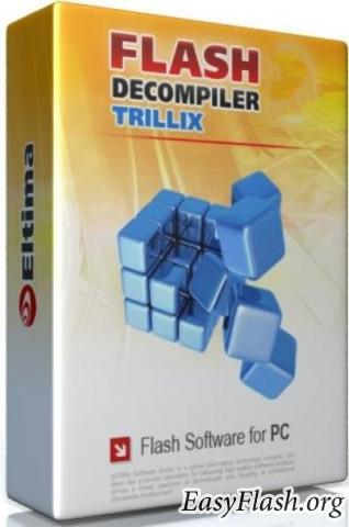 Flash Decompiler Trillix 5.3.1370 Portable