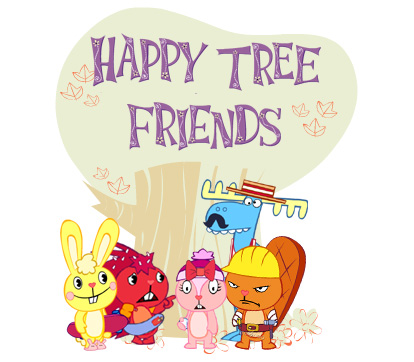 Flash мультфильм: Happy Tree Friends